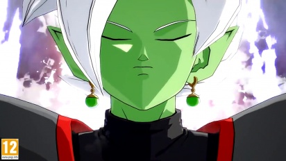 Dragon Ball FighterZ - Fused Zamasu Trailer