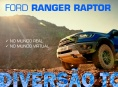 Ford Ranger Raptor X Forza Horizon 4: Mundo Real vs Mundo Virtual