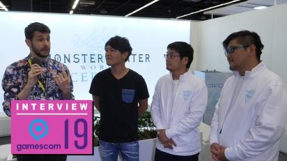 Monster Hunter World: Iceborne - Kaname Fujioka, Ryozo Tsujimoto, and Daisuke Ichihara Interview