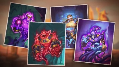 Hearthstone - Hearthside Chat: Tombs of Terror