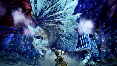 Monster Hunter World: Iceborne - Trailer de PC