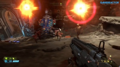 Só Gameplay de Doom Eternal