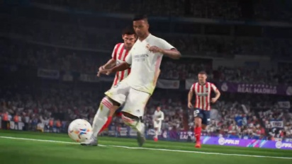 FIFA 21 - Next Gen Launch Trailer (PS5 & Xbox Series X|S)