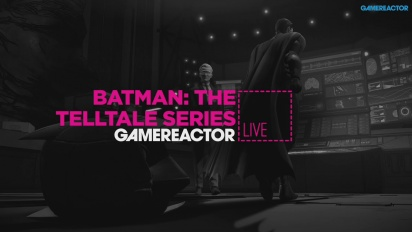GRTV Repetição - Batman: The Telltale Series