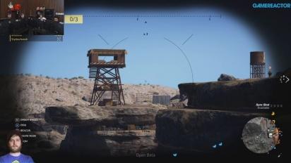 Ghost Recon: Wildlands Beta - Livestream Replay