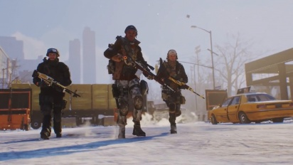 The Division - 1.8 Free Update Reveal Trailer