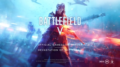 Battlefield V - Gamescom Trailer Teaser