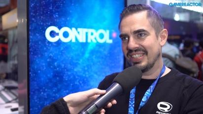Control - Thomas Puha Interview