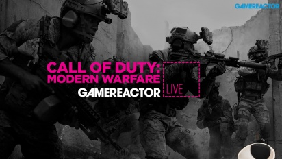 Livestream Replay - Call of Duty: Modern Warfare