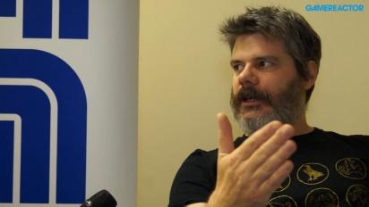 Total War: Warhammer - Entrevista Kevin McDowell