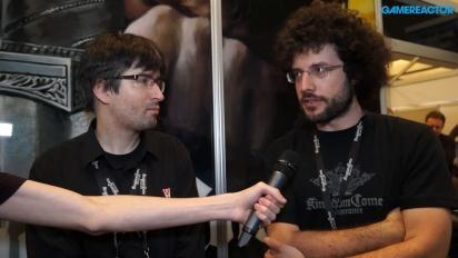 Kingdom Come: Deliverance - Entrevista Adam Sporka e Michel Hapala