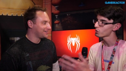 E318: Spider-Man - Bryan Inthihar Interview