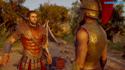 Assassin's Creed Odyssey - A Fully Fledged RPG (Video#2)