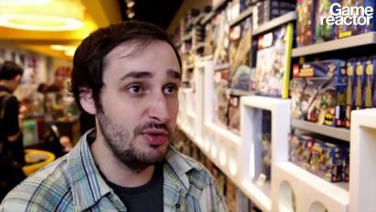 Lego Batman 2: DC Super Heroes - Launch interview