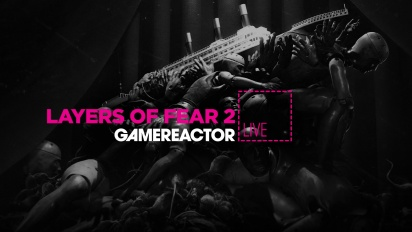 Layers of Fear 2 - Livestream Replay