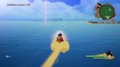 Dragon Ball Z: Kakarot - Radditz ataca Goku