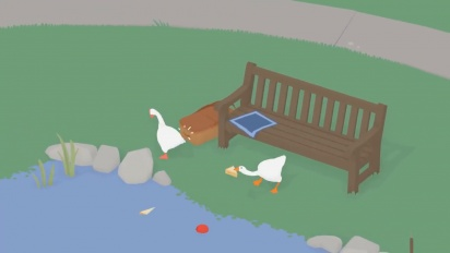 Untitled Goose Game - Two-Player Mode Trailer