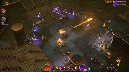 Torchlight III - Nintendo Switch Announce Trailer