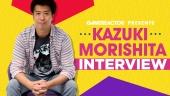GungHo Online Entertainment - Entrevista Kazuki Morishita