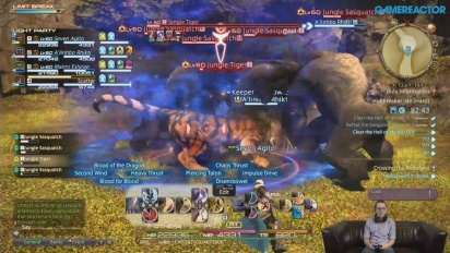 Final Fantasy XIV: Stormblood - Livestream Replay