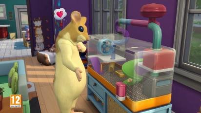 The Sims 4 - My First Pet Stuff Trailer Português