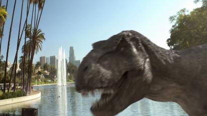 Jurassic World Alive - Announcement Trailer