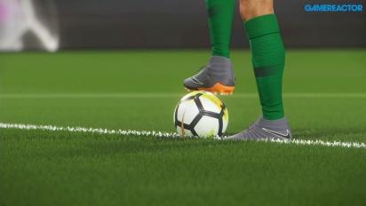 Pro Evolution Soccer 2018 - Data Pack 4.0: Portugal - França