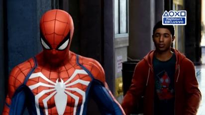 Marvel's Spider-Man | Trailer de jogabilidade em Português | PS4