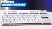 Logitech G915 TKL - Quick Look