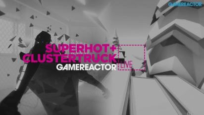 GRTV Repetição: Clustertruck & Superhot - parte 1