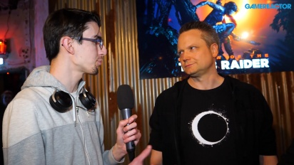 Shadow of the Tomb Raider - Entrevista Arne Oehme e Vincent Monnier