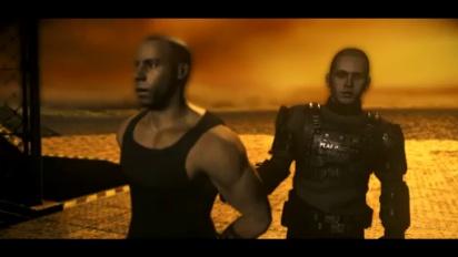 The Chronicles of Riddick: Assault on Dark Athena - Dev Diary Athena Rising
