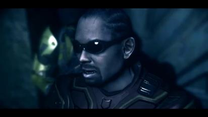 The Chronicles of Riddick: Assault on Dark Athena - Dev Diary Dark Creation
