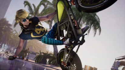 Urban Trial Playground - PC reveal trailer