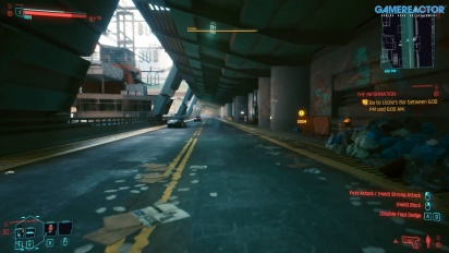 Cyberpunk 2077 - A compilation of glitches