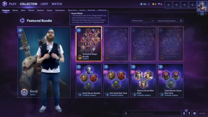 Heroes of the Storm 2.0 - Mega Bundle Video #4 (Tank)