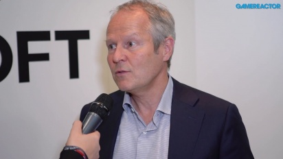 Ubisoft - Yves Guillemot Interview