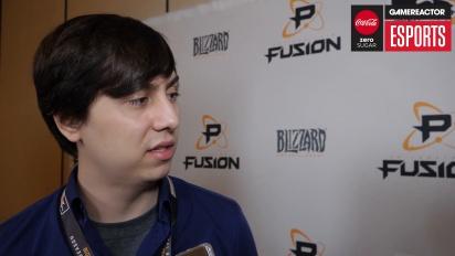 Overwatch League – Yann 'Kirby' Luu (Philadelphia Fusion) Interview