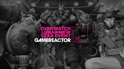 Overwatch Lunar New Year Event - Livestream Replay