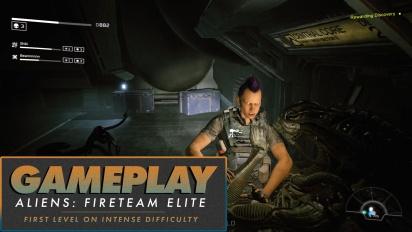 Aliens: Fireteam Elite - Gameplay