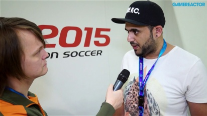Pro Evolution Soccer 2015 - Entrevista com Adam Bhatti