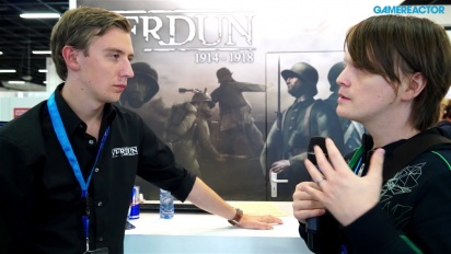 Verdun - Entrevista com Matt Hergaarden