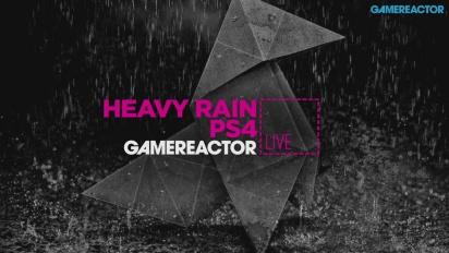 GRTV Repetição: Heavy Rain e Firewatch
