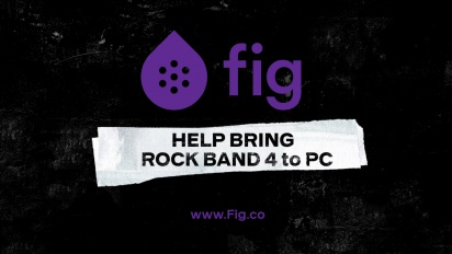 Rock Band 4 - PC Announcement Trailer