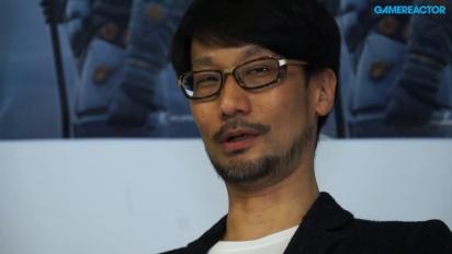 Entrevista com Hideo Kojima