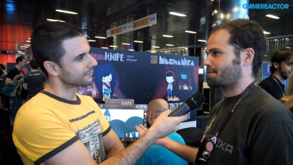 Agatha Knife - Entrevista Jordi García