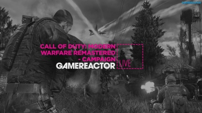 GRTV Repetição - Call of Duty: Modern Warfare Remastered