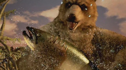 Tekken 7 – Kuma & Panda Reveal Trailer
