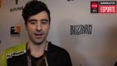 """Overwatch League – Matt """"Clockwork"""" Dias (Houston Outlaws) Interview"""