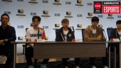 Overwatch League - Shanghai Dragons Press Conference (Day One)